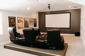 Full Home Theater Setup