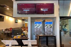 Restaurant TV Installations